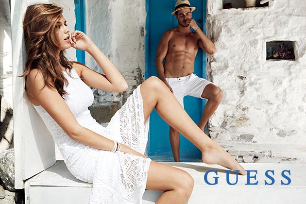 SHOPLIST.com by CROOZ、グローバルファッションブランド「GUESS」新規オープン