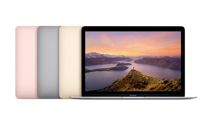 Apple、MacBookにローズゴールドを追加し、最新プロセッサ、より長い駆動時間の新モデルを発売