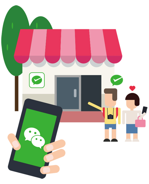 新生銀行グループ、日本国内での「WeChat Pay」決済代行サービスへ参入