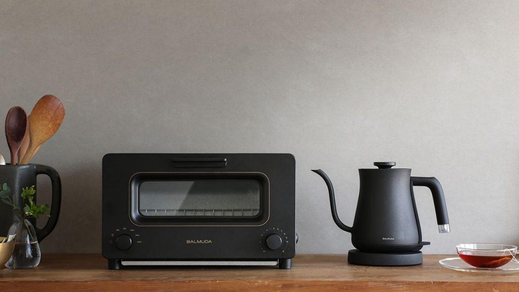 BALMUDA、小さくて美しい電気ケトル「BALMUDA The Pot」を10月下旬に発売