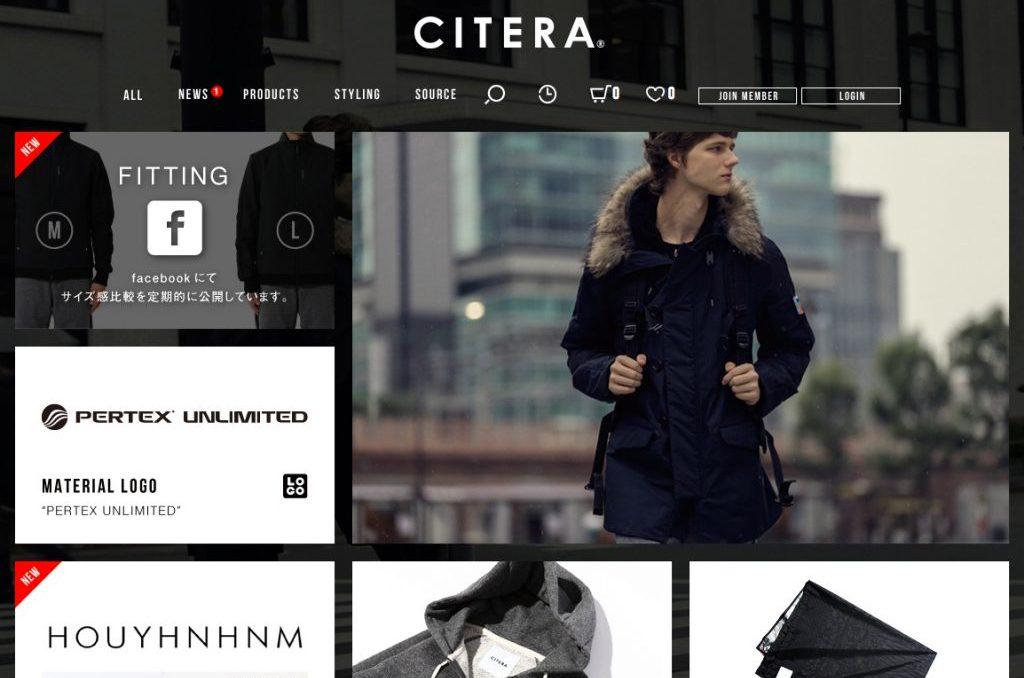 ヤマトインターナショナルがEC特化ブランド「CITERA」を始動