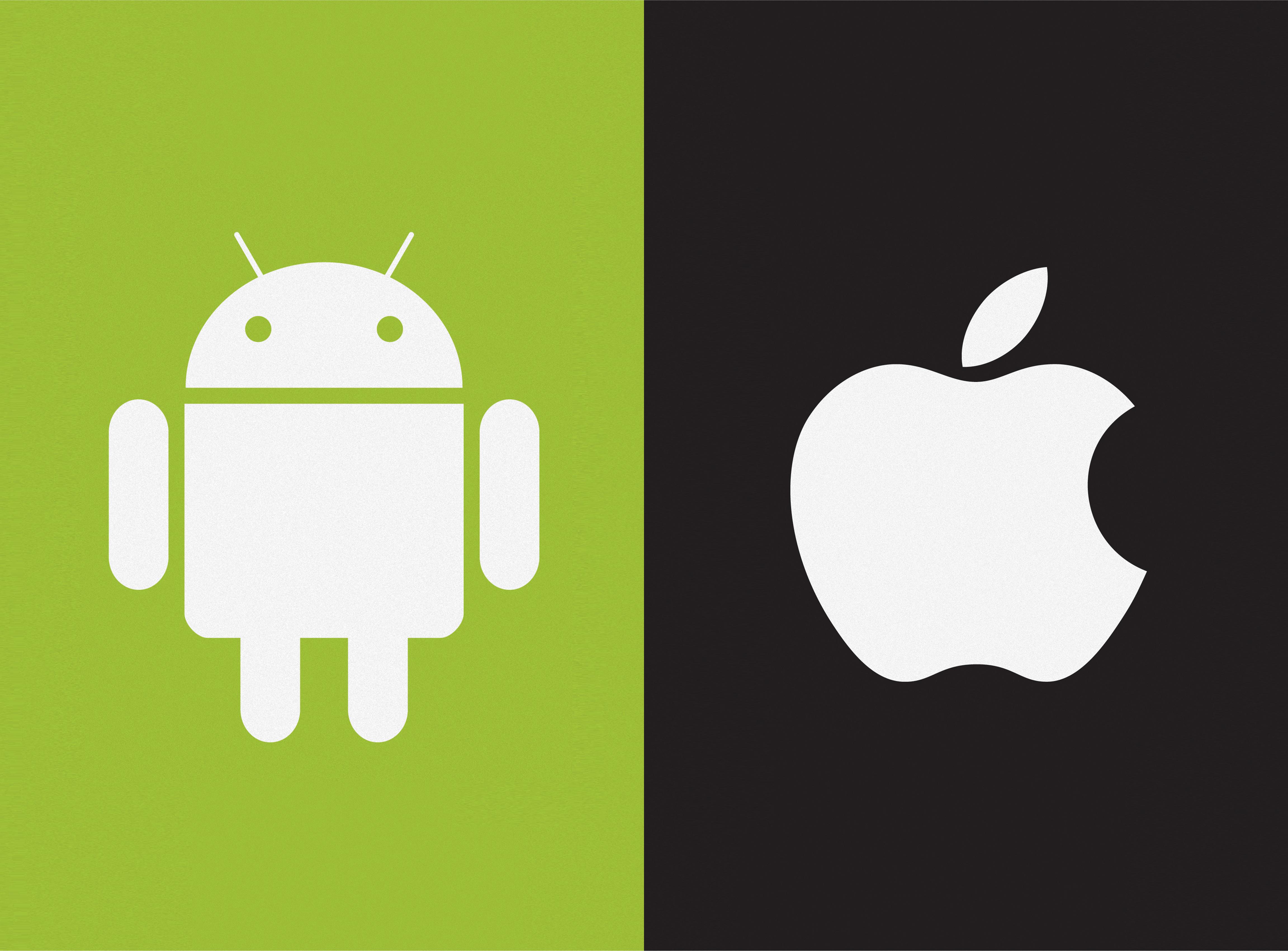 AndroidアプリとiPhoneアプリの開発環境の違い