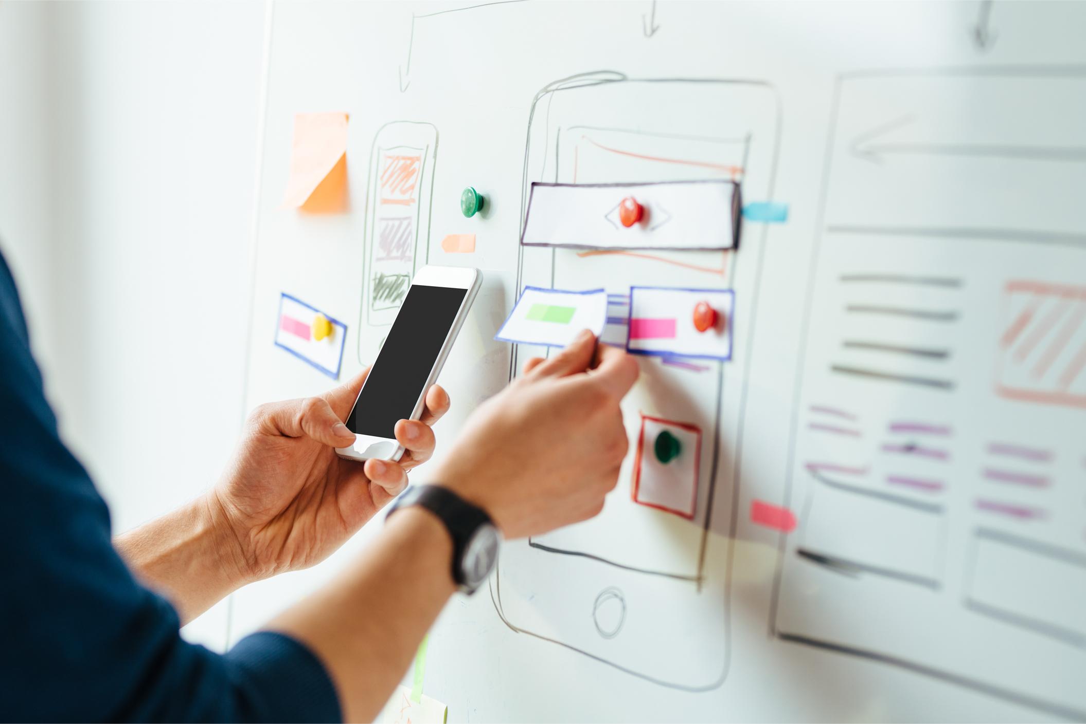 アプリ制作の流れを把握して業務理解に役立てる